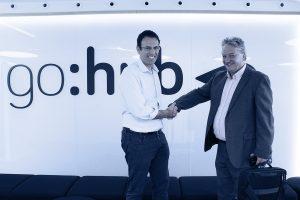 Jaime Barba and Mark Barker WEX 2020 agreement