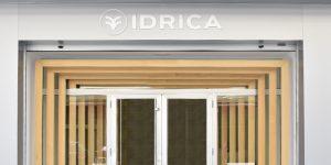 Idrica headquarters door
