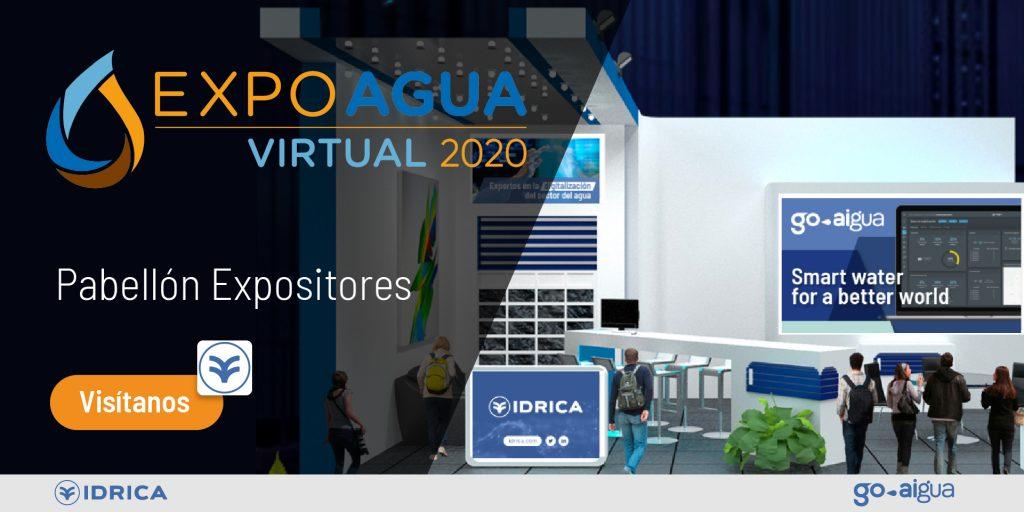 Idrica ExpoAgua Peru 2020