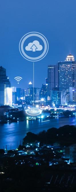 smart water city