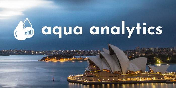 partnership with Aqua Analytics