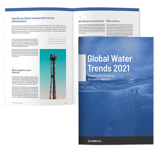 Global Water Trends 2021