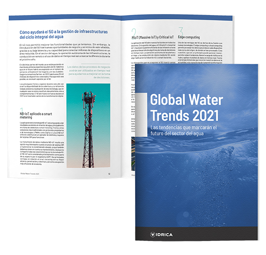 Global Water Trends 2021