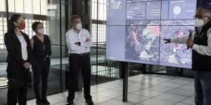 SACMEX presenta su plataforma de datos