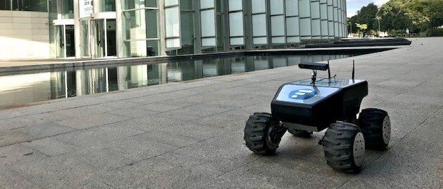 5G technology robot Fivecomm