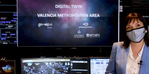 Pilar Conejos GoAigua digital twins