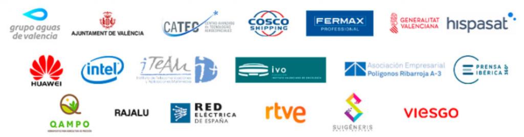 UTE Red.es socios colaboradores